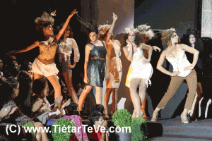 Desfile de Moda - Amigos del Palacio de la Mosquera