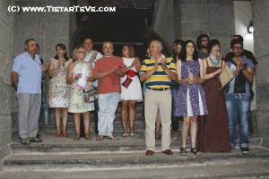 Entrega de Premios - Amigos del Palacio de la Mosquera