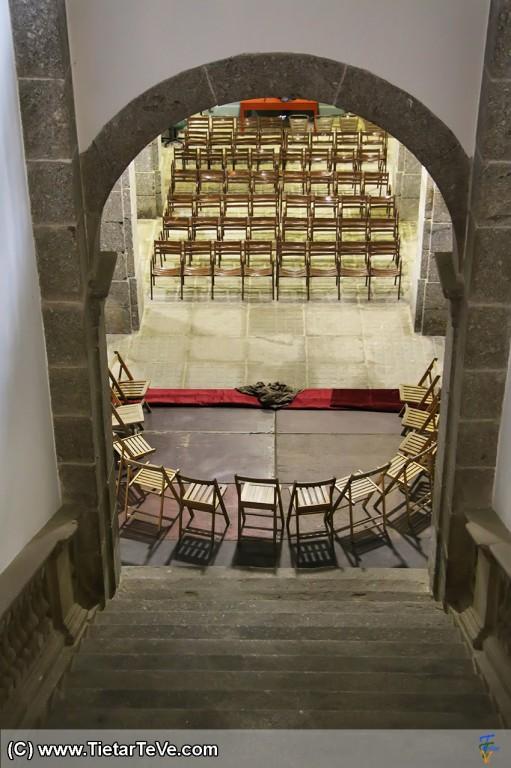 Conciertos en el Palacio de la Mosquera