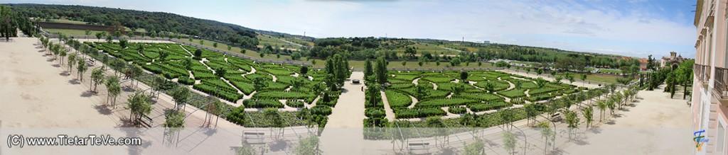 Jardines del Palacio de Boadilla del Monte