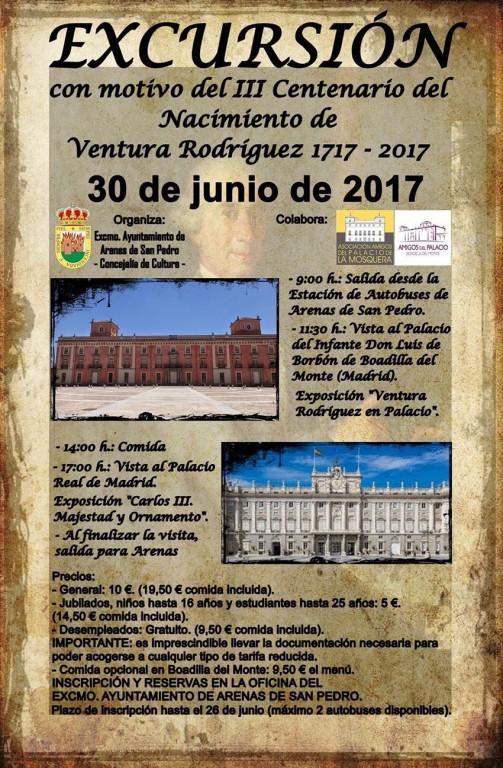 Exposicion III Centenario del Nacimiento de Ventura Rodriguez
