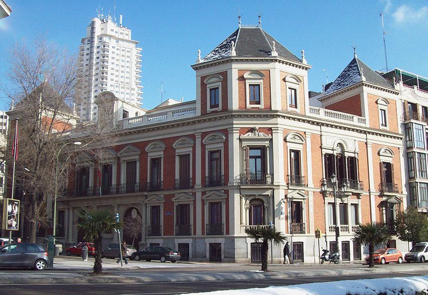 Museo Cerralbo - Amigos del Palacio de La Mosquera