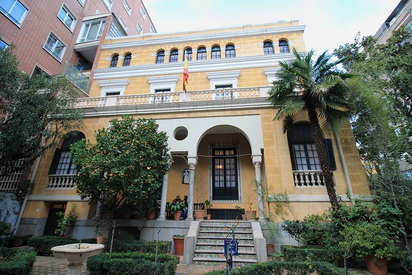 Museo Sorolla - Amigos del Palacio de La Mosquera