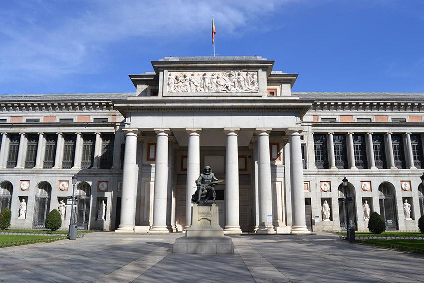 Museo del Prado - Amigos del Palacio de La Mosquera
