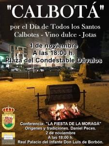"""Conferencia """"La Fiesta de la Moragá"""" - Amigos del Palacio de La Mosquera"""