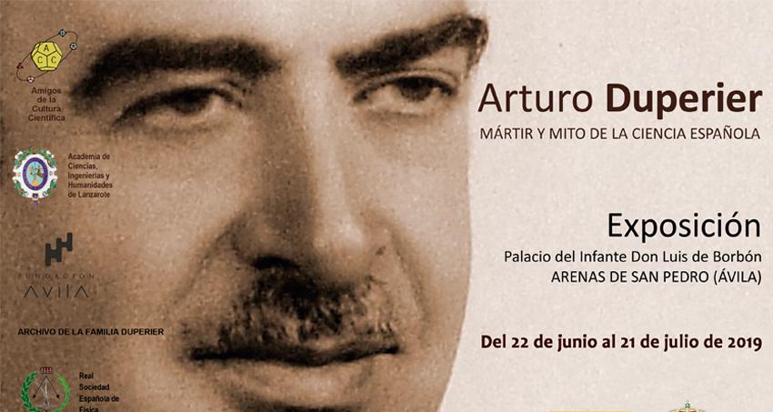 Exposición sobre Arturo Duperier - Amigos del Palacio de La Mosquera
