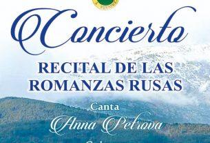 Concierto Romanzas Rusas - Arenas de San Pedro - Amigos del Palacio de La Mosquera