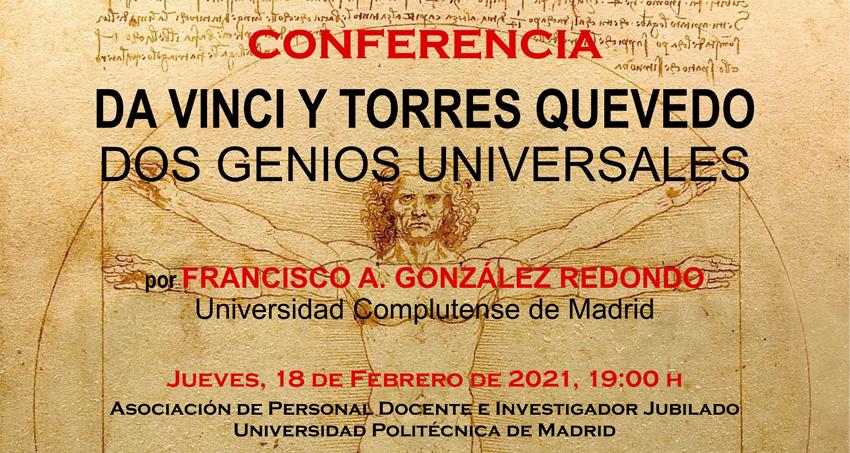 2021-02-18 Conferencia DaVinci - Amigos del Palacio